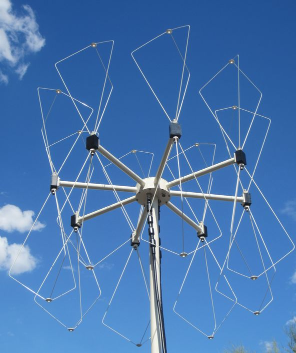 RDF antenna